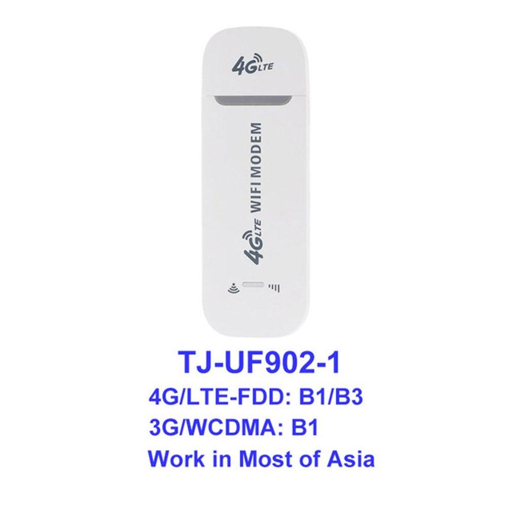 Mini 4G USB Car Portable WiFi Hotspot Wireless Demodulator Practical Network Card Convenient Transmitter enlarge