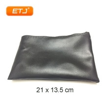 Microphone Universal Leather Bag 10pcs Wholesales With Zipper Pack