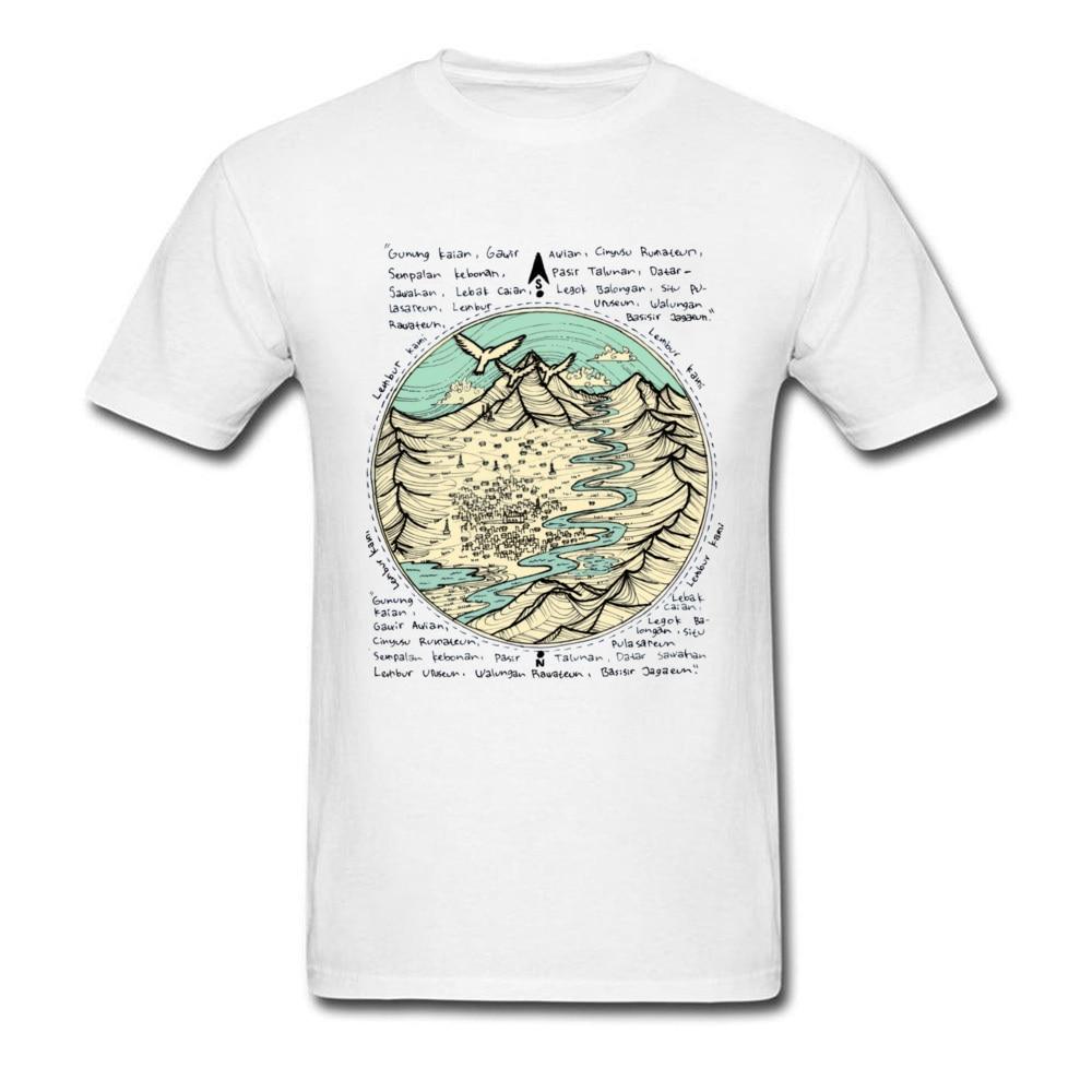 Nueva camiseta blanca la sabiduría Local 2021 para hombre y camisetas de...