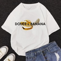 sunflower womens t shirts dolce banana 2020 summer harajuku loose lovers clothes casual fashion tops female aesthetic t shirt