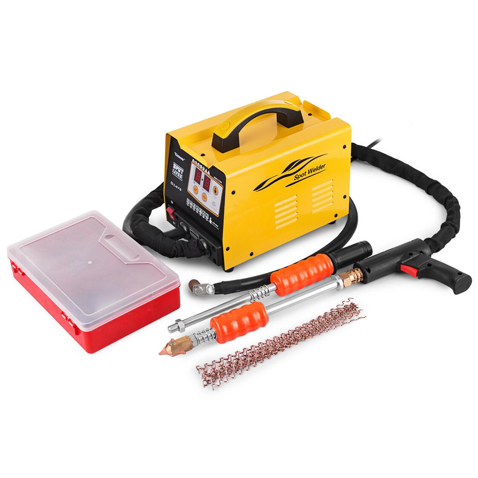G90E Vehicle Panel Spot Puller Dent Repair Welder Bonnet Door Repair Tool