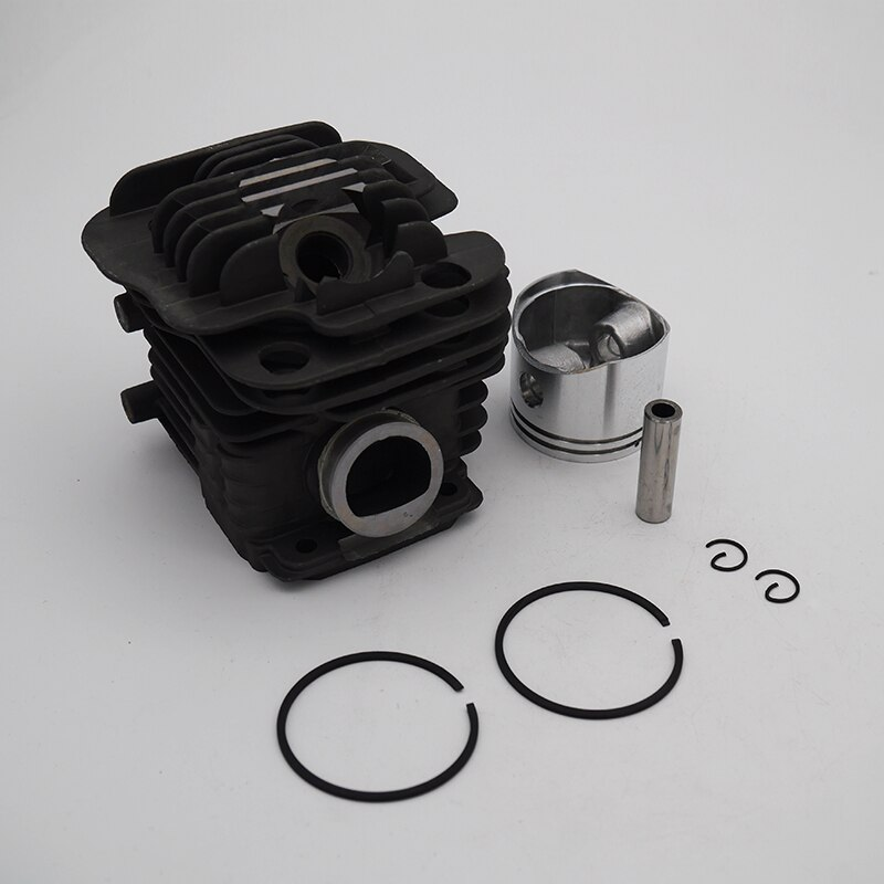45mm Cylinder Piston Kit Fit For Oleo Mac 952 Master Efco 152 Chainsaw Spare Parts PN 50082012E 50082012 50070047a 50082012B