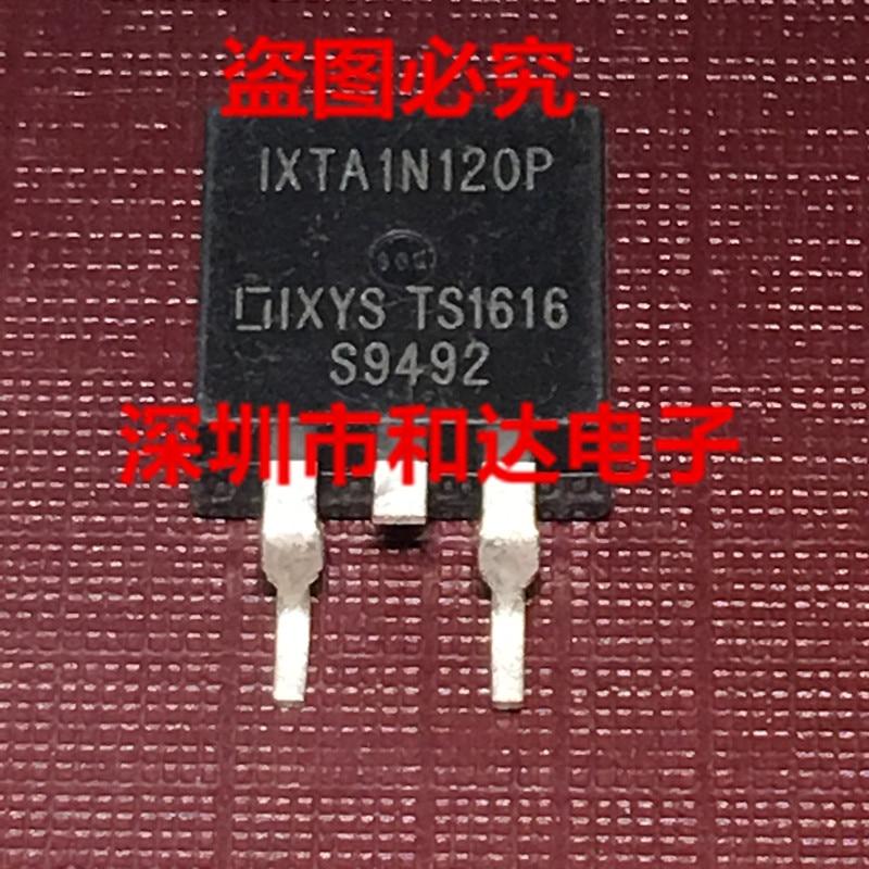5pcs 1A IXTA1N120P PARA-263 1200V