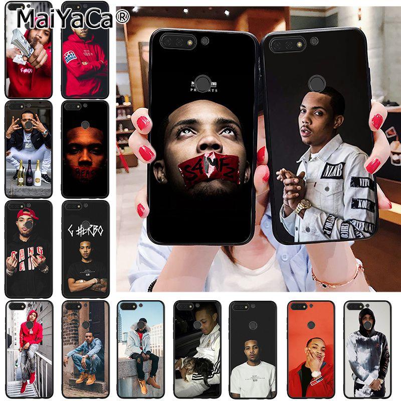 MaiYaCa G Herbo funda del teléfono para Huawei Honor 8X 9 10 20 Lite 8A 5A 7A 7C 10i 8C 7A 9X Pro