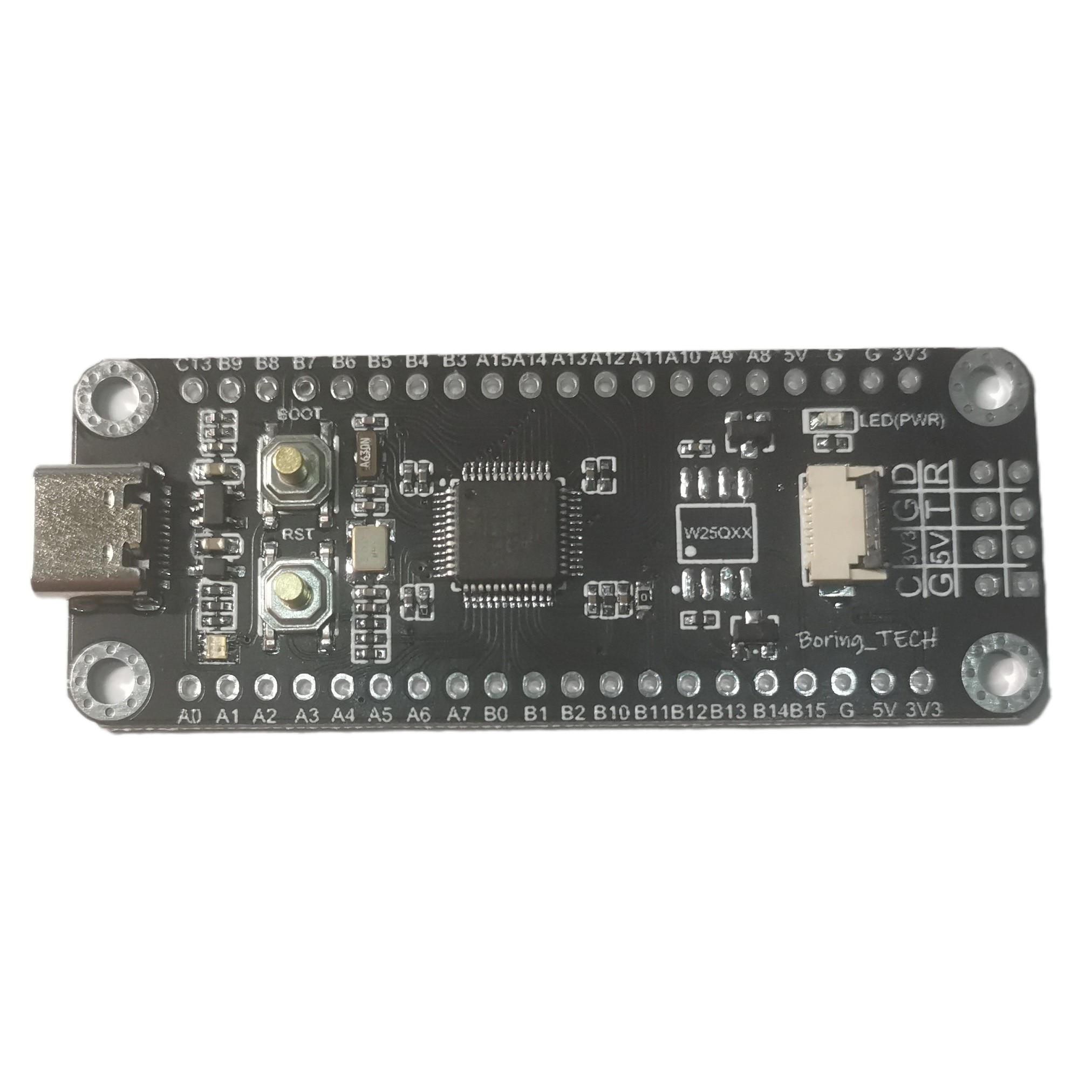 STM32F3 rozwój pokładzie STM32F302CBT6 STM32F303CCT6 płyta główna moduł Minimum System Board