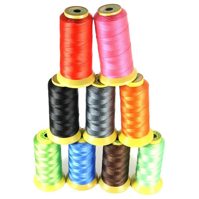 0.2mm 0.5mm 0.8mm 1mm DIY Making Polyamide Cord Thread Silk Beading Thread Pearl String Spool Nylon Cord Costume Jewelry Thread