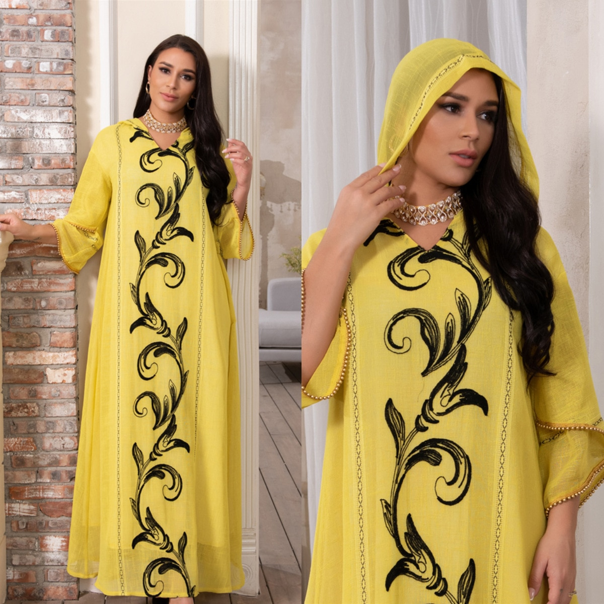 2021 African Dresses For Women New Style Classic Dashiki Fashion Loose Long Dress African Dress For Women Africa Clothes