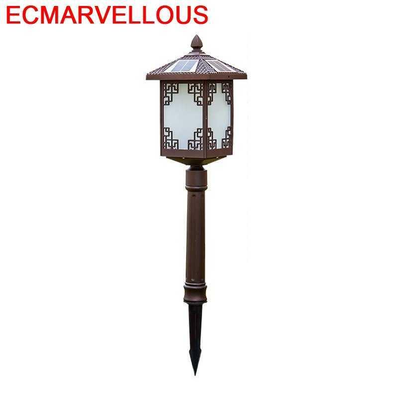 Tira De luz LED Exterior Para decoración De jardín Exterior, lámpara De...