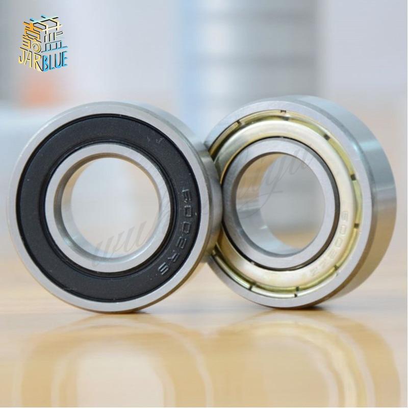 1PCS 6000 6000ZZ 6000RS 6000-2Z 6000Z 6000-2RS ZZ RS RZ 2RZ los rodamientos de bolas de ranura profunda 10x26x8mm de alta calidad