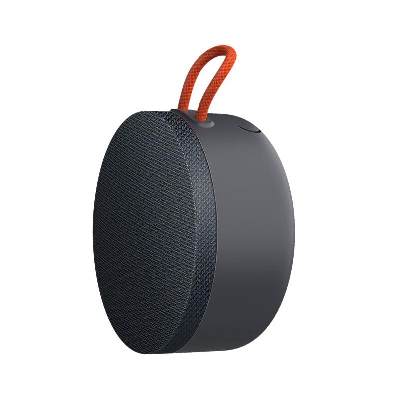 Portable Xiaomi Bluetooth 5.0 speaker dustproof and waterproof 10 hours battery life outdoor wireless speaker subwoofer