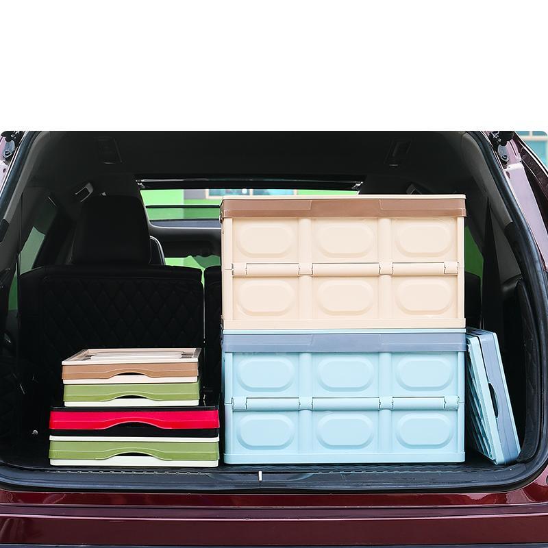 Gadget Auto Hidden Organiser Storage Box Organizador Maletero Accesorios Coche Interior Car Accessories Trunk Organizer enlarge