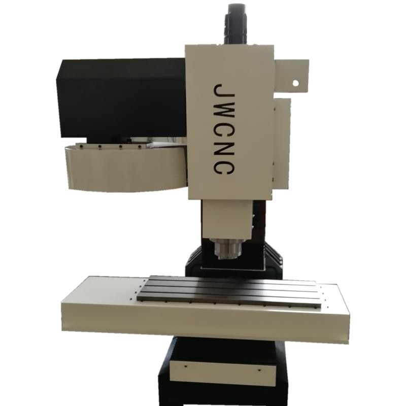 400X200mm DIY CNC tabla superior VMC cnc máquina con correa BT30 husillo mecánico