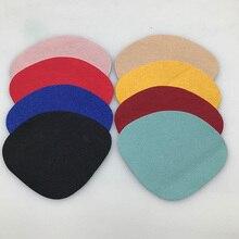 4 pezzi Crash soletta Patch scarpe adesivo posteriore antigoccia Sport Sneaker tacco Anti Blister attrito piedi antiusura cuscino