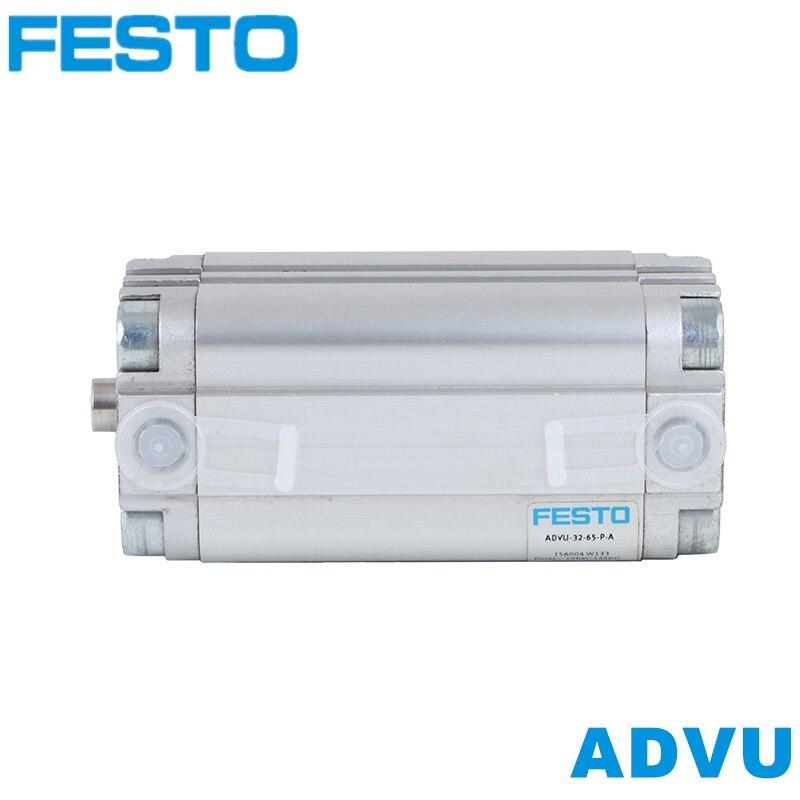 ADVUL ADVUL32-5-P-A 156874 cilindro neumático festo serie ADU cilindro compacto