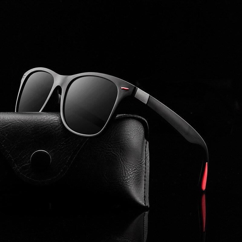 New Classic Polarized Sunglasses Men Women Driving Square Frame Sun Glasses Male Goggle UV400 Driver