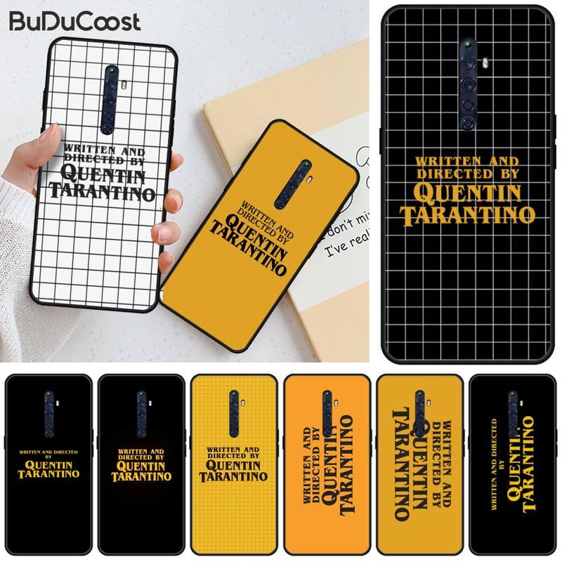 written-directed-quentin-tarantino-custom-soft-phone-case-for-oppo-a9-2020-r11-11s-plus-r15-r17-plus-realme-2-3-5-3-5pro-c2