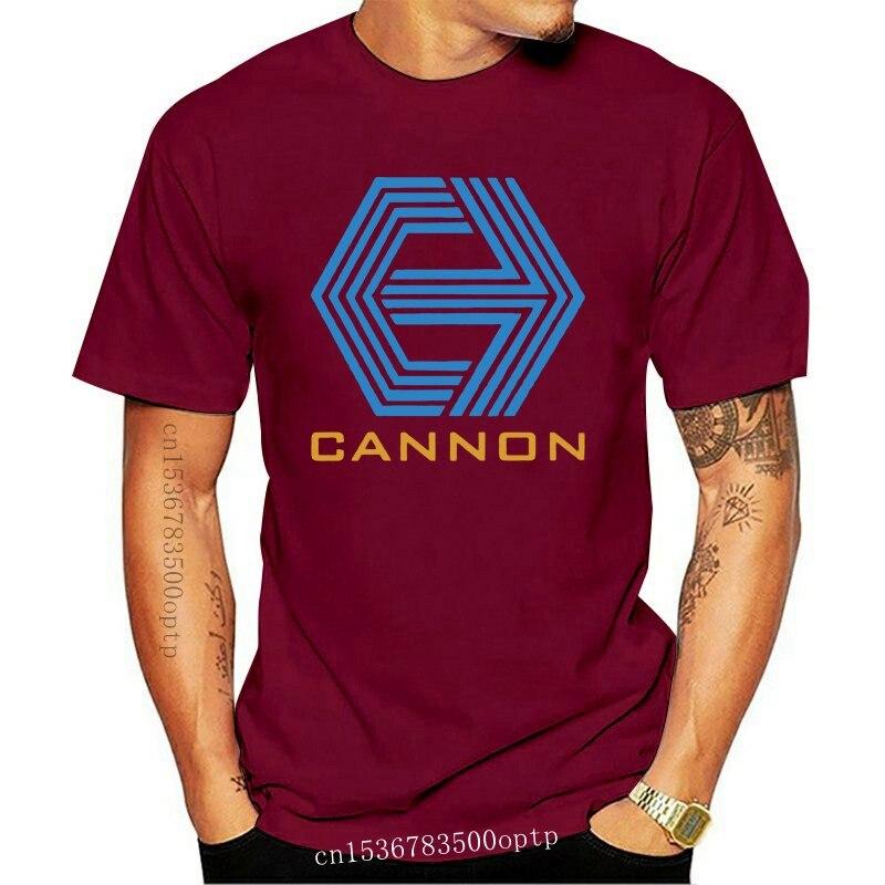 New Men tshirt Cannon Films Unisex T Shirt Printed T-Shirt tees top