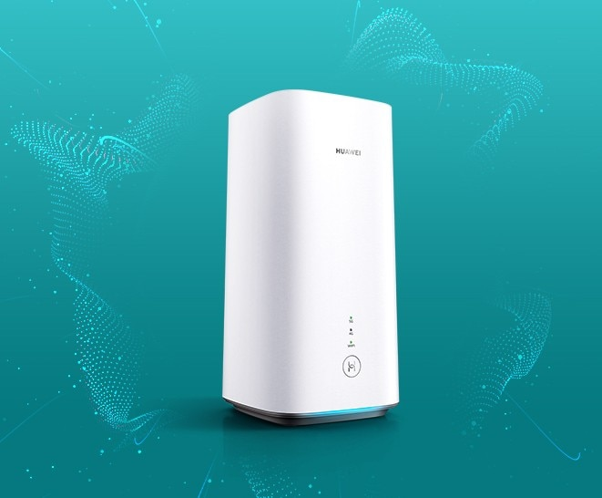 Huawei 5G CPE Pro(H112-372) 5G NSA + SA(n41/n78),4G LTE(B1/3/5/7/8/18/19/20/28/32/34/38/39/40/41/42/43) беспроводной домашний роутер