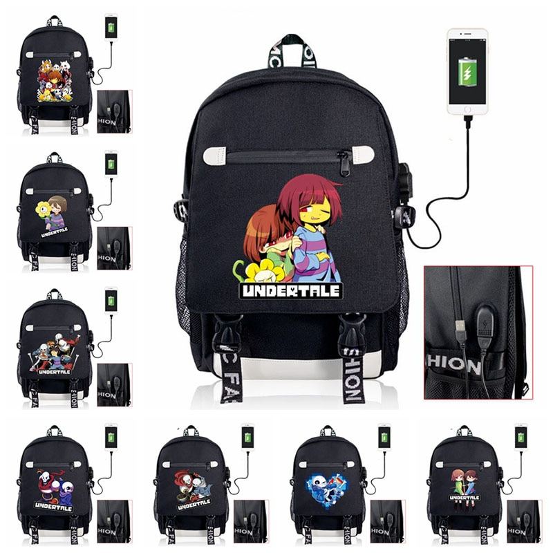 Bolsas de Escola Bolsas de Viagem Bolsas de Viagem para Computador para Computador Portátil Meninos Meninas Cosplay Mochilas