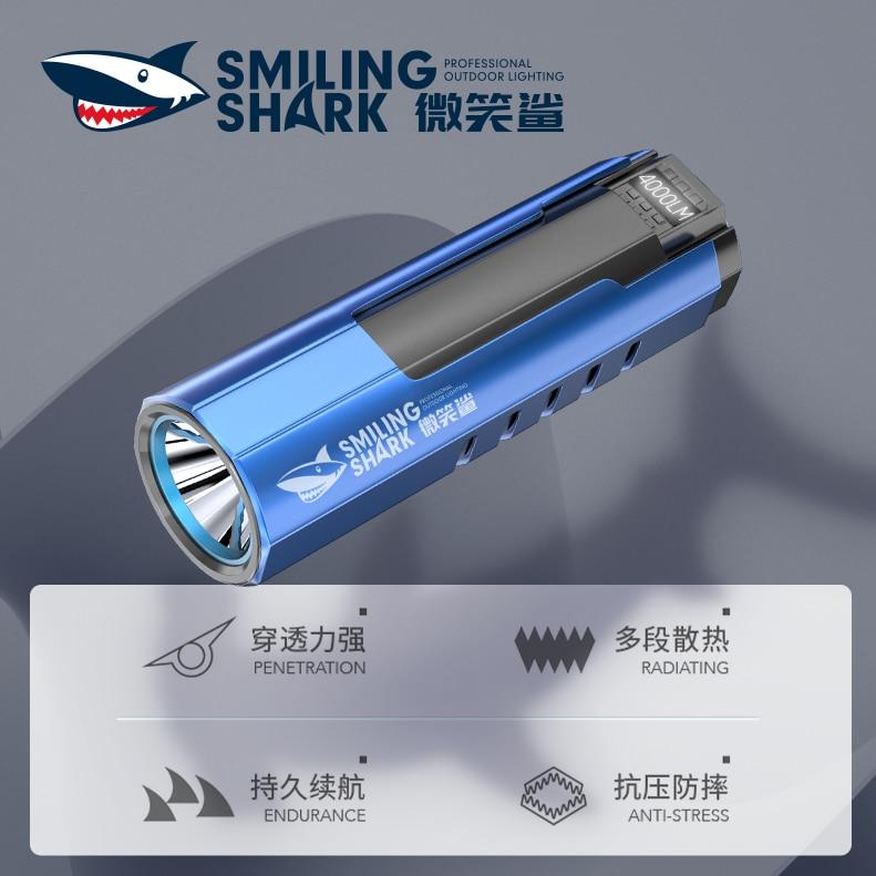 Mini Flashlight Bright Rechargeable Aluminum Alloy Black Torch Hard Light Outdoor Adjustable Lanterna Portable Lighting EB50SD enlarge