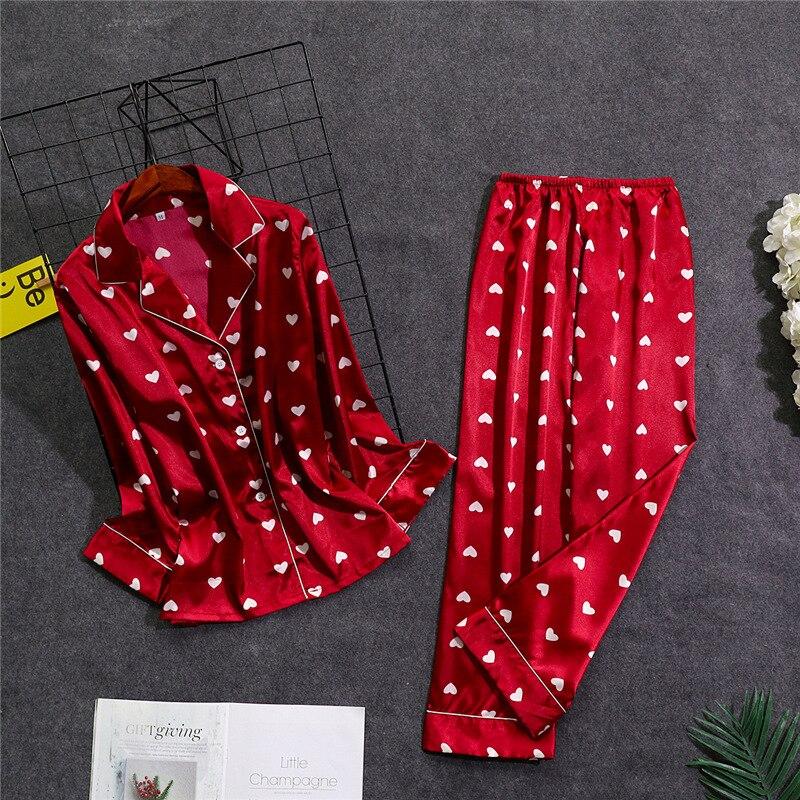 Oversize Womens Shirt Pants Pajamas Sets Sleepwear Home Wear Nightgown Suit Robe Bath Gown Spring Autumn Sleepshirts M-5XL