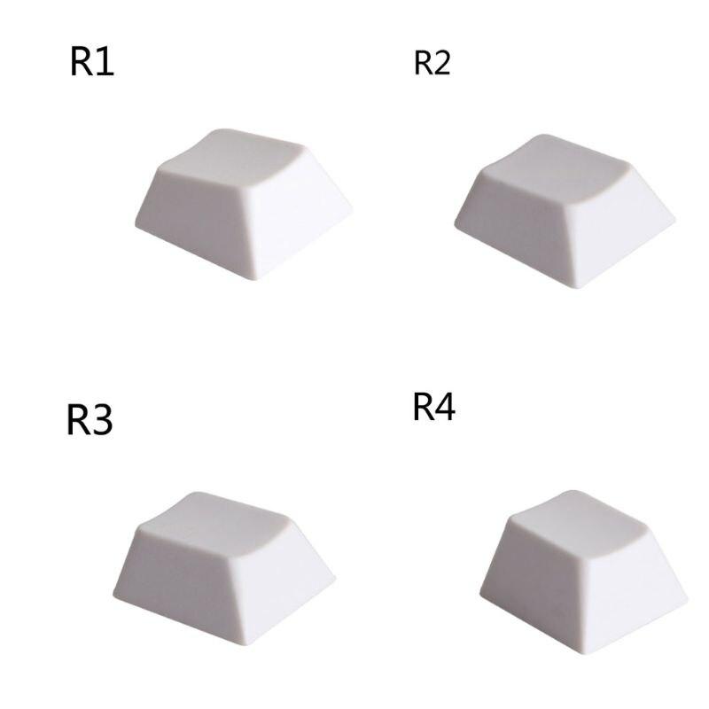 1 Pza DIY PBT teclado Keycaps R1 R2 R3 R4 perfil Keycaps para teclado mecánico