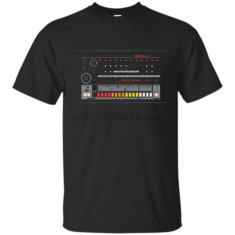 Roland TR-808 ritmo compositor de la máquina de tambor música productor de Hip Hop