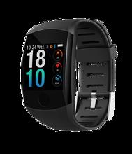 RGTOPONE chaude Q11 montre intelligente étanche fréquence cardiaque temps bande intelligente Fitness activité Tracker Fitness Bracelet Bracelet