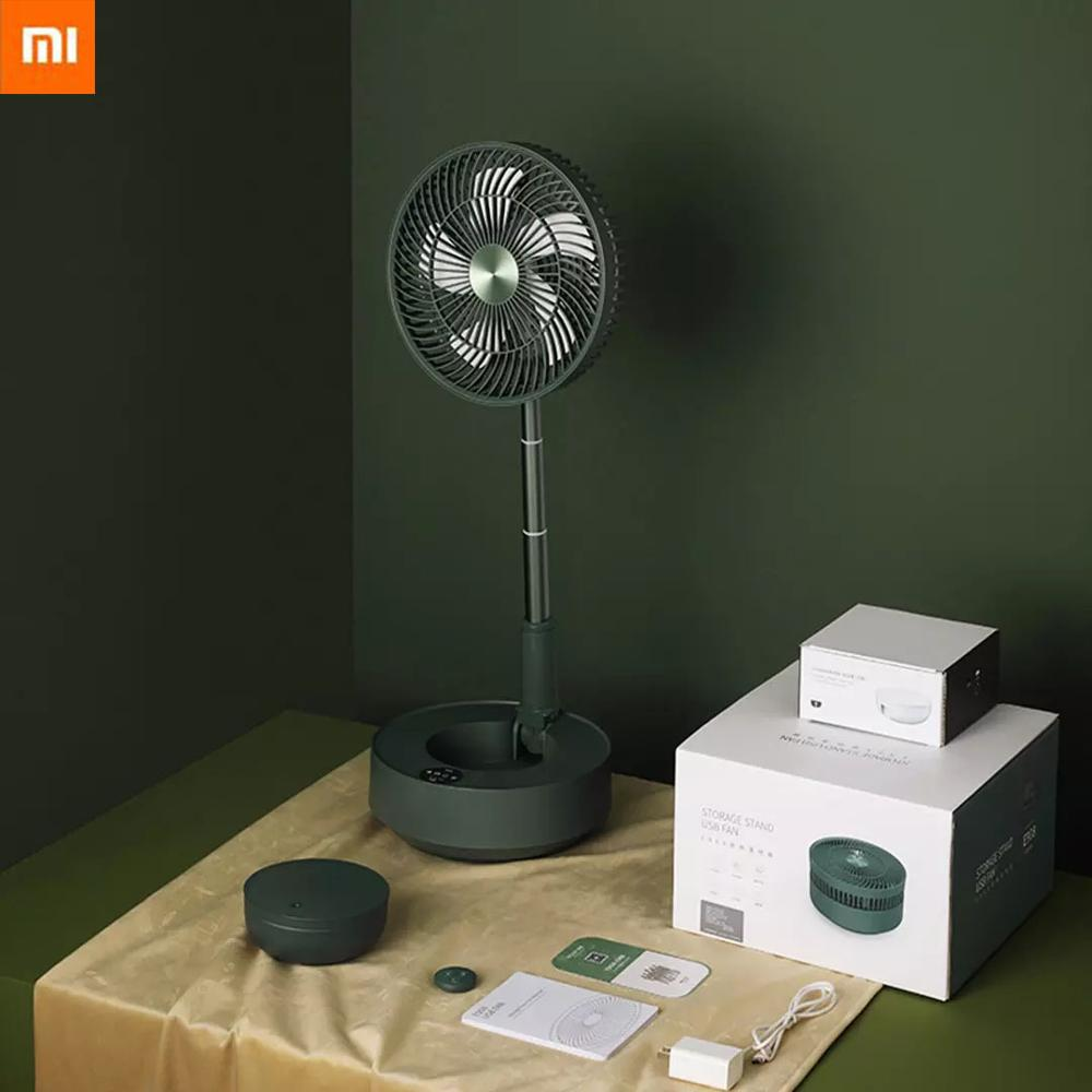 2020 nuevo Xiaomi EDON ventilador de purificación de humidificación 3 en 1 USB difusor de aire humectante Dispositivo de oficina
