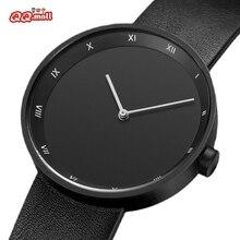 Simple Watches Men Classical Design No Second Hands Business Wristwatch Fashion Women Clock Quartz W