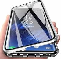coque etui magnetique for iphone 678xxrxs max 11 pro verre trempe doube face