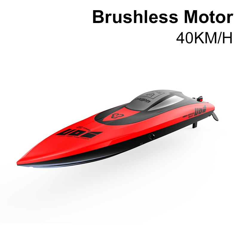 2.4GHZ High Speed Mini Remote Control RC Boat with Self-Righting Hull Design High Speed Remote Contr
