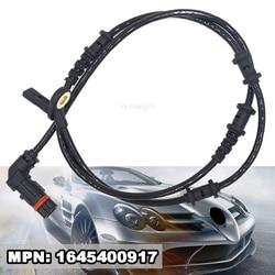Wooeight 1645400917 Frente ABS Da Roda Sensor De Velocidade 164 540 09 17 Apto para Mercedes-Benz W164 GL320 GL450 GL550 ML320 ML350 ML500