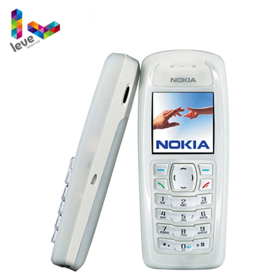 Used Nokia 3100 GSM 900/1800 Support Multi-Language Unlocked Refurbished Cell Phone Free Shipping