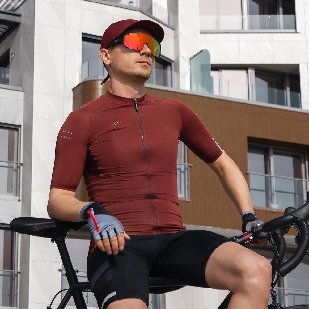 aliexpress.com - Santic Summer Cycling Jersey Men Short Sleeve jersey Cycle Clothing Bike Shirt MTB T-shirts Breathable Asian Size