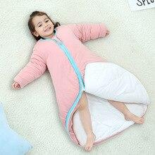 Baby Stroller Sleeping Bag Children Winter Stroller Footmuff Thick Warm Envelope Autumn Warm Sleepsacks Bed Kids Sleep Watrm Bag