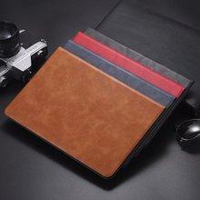 Pour Huawei MediaPad M3 Lite 10 BAH-W09 BAH-AL00 10.1 pouces Couverture Funda à rabat Intelligent Vache en cuir portefeuille Comprimés cas