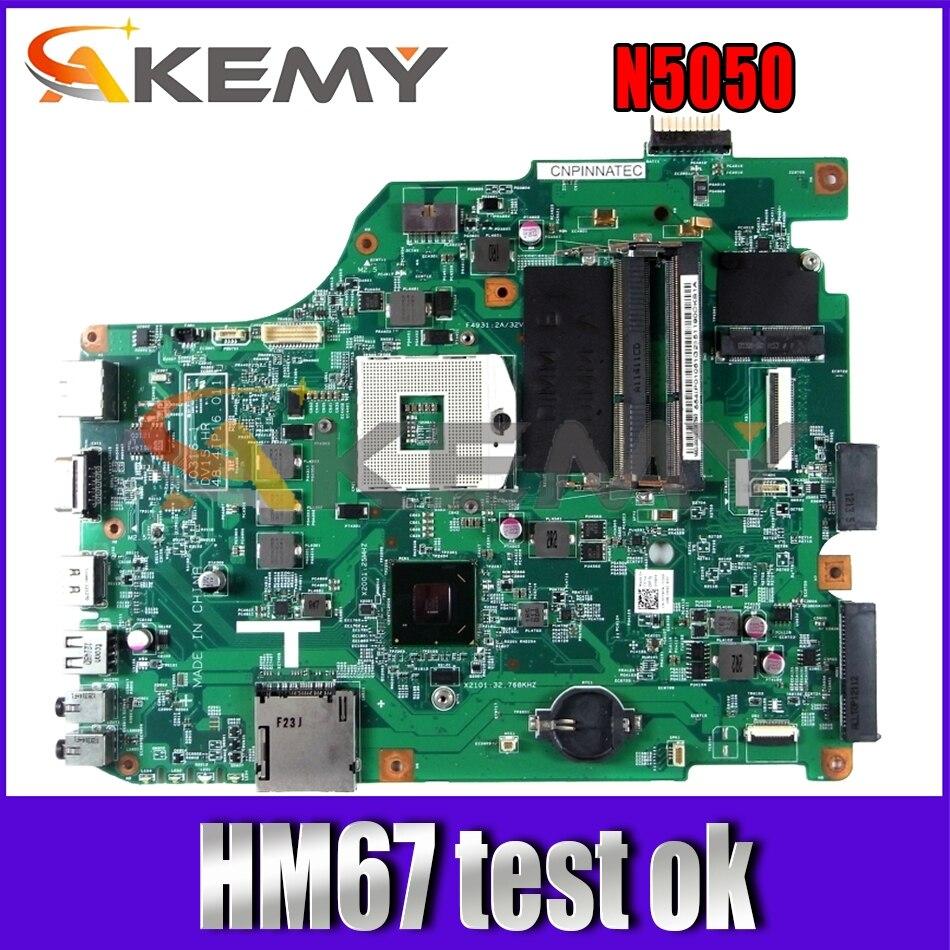 CN-0FP8FN 0FP8FN FP8FN لديل انسبايرون N5050 اللوحة المحمول 10316-1 DV15 MB 48.4IP16.011 HM67 رقاقة 100% اختبار بالكامل