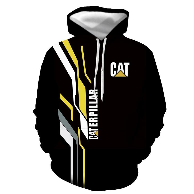 New Extreme sweatshirt mens top 3D team printing hoodie sports brand cat street trend fashion long sleeve hooded outwears
