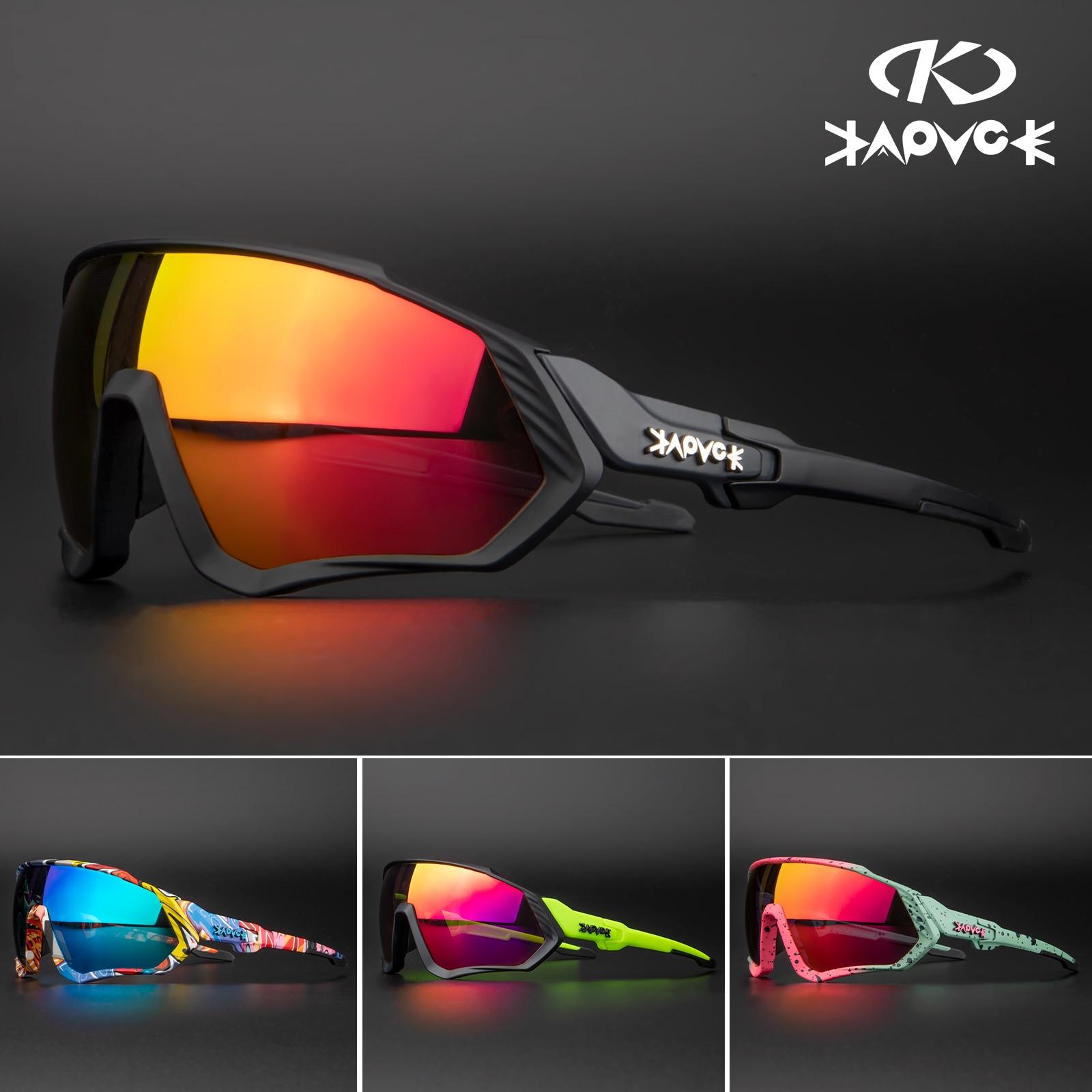 Riding Cycling Sunglasses Mtb Polarized Sports Cycling Glasses Goggles Bicycle Mountain Bike Glasses Men's Women Cycling Eyewear