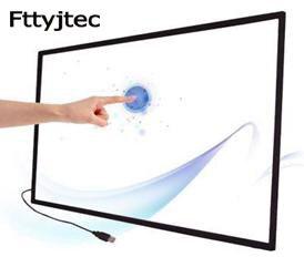 Fttyjtec 37 بوصة حقا 20 نقطة الأشعة تحت الحمراء متعددة تركيب شاشة لمس/لوحة/الإطار