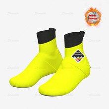 STRAVA Winter Man/Woman MTB Cycling Fleece Shoe Cover Cubre Zapatos cycling overshoes Capas para sap