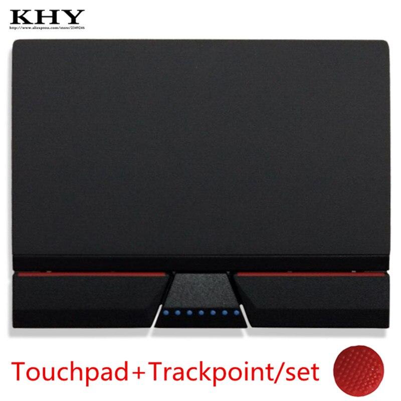 Novo original três teclas touchpad para thinkpad x240 x250 x260 x270 s1 yoga 12 series