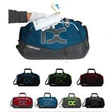 INOXT Men Women Fitness Training Dry Wet Gym Bags Waterproof Travel Shoulder Bag Outdoor sac de sport Handbag 40L Large Capacity