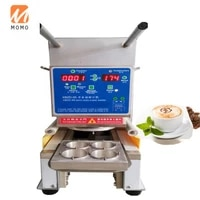 mini type dolce gust cup kcup coffee powder capsule sealing machine