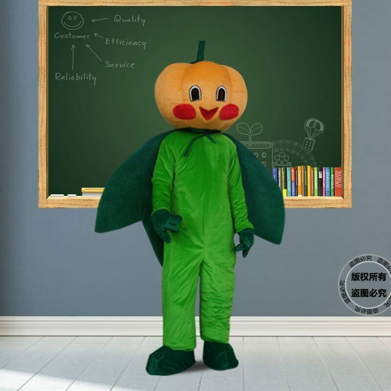 Abóbora mascote traje terno cosplay jogo de festa vestido roupa de halloween adulto novo unisex cosplay halloween presente
