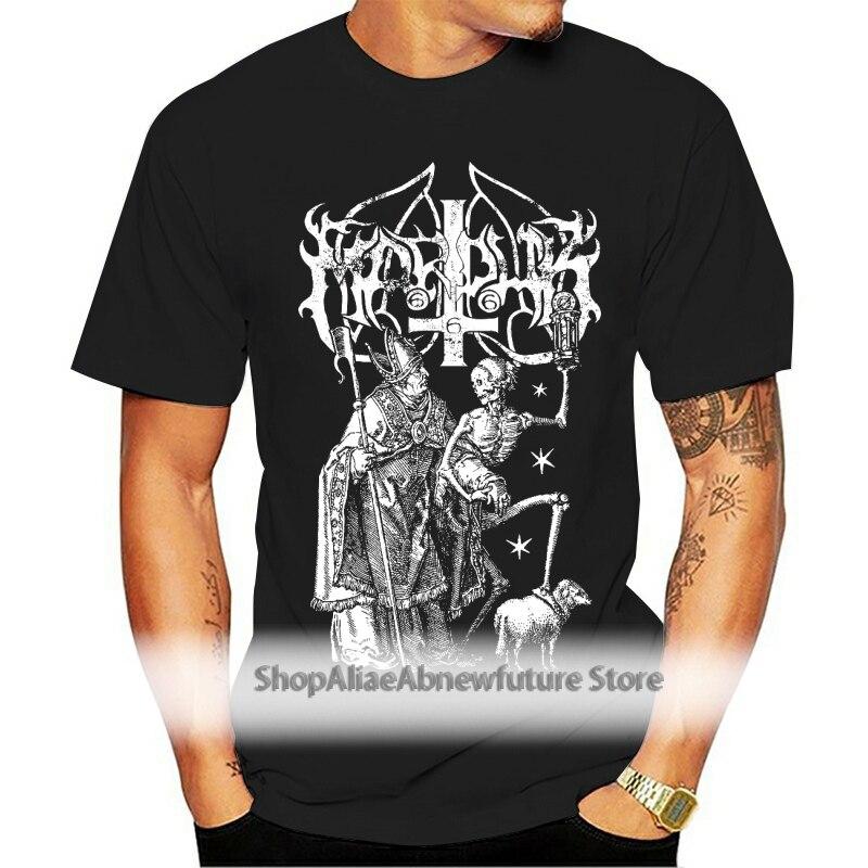 Camiseta de Marduk Imago Mortis, oficial, nueva Camiseta de manga corta con...