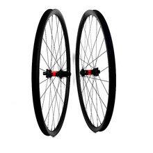 Vtt vélo carbone roues 27.5 roues DT240S traction droite boost 110x15 148x12 12 vitesse 45x30mm tubeless carbone disque roue