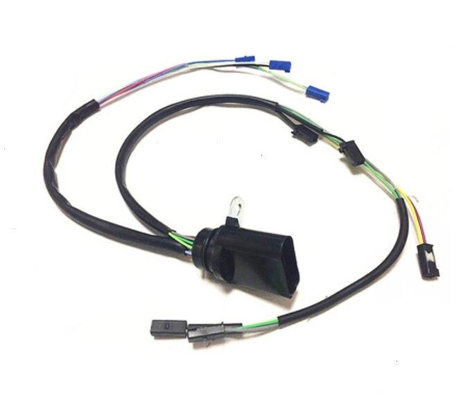 Para vw audi boa qualidade 14 pinos cablagens internas 09g 6 velocidade caixa de velocidades transmissão automática 09g927363