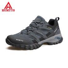 2019 nouveau respirant chaussures de randonnée doux antidérapant amorti chaussures de Trekking de haute qualité en cuir véritable Sport chaussures de plein air